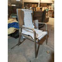 单人不锈钢椅***加厚不锈钢椅