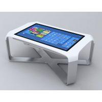 55寸卧式触摸茶几/触摸查询机/自助查询机/触摸查询系统安卓/Win7系统 3D投影机器