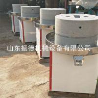 振德 米浆石磨机 餐饮电动石磨豆浆机 花生酱机 厂家