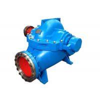 SH型双吸中开泵批发商,嘉禾泵业