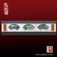 文明城市文化墙定做,定制瓷器文化墙厂家