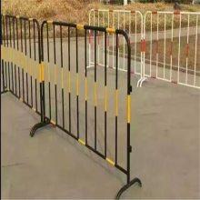 南通专用基坑防护网 建筑工地警示围栏 铁马栏杆