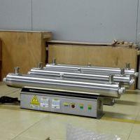 水产养殖 过流式紫外线杀菌器RXG-UV-8TB120W紫外线杀菌器