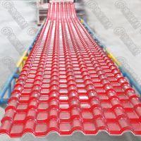 仿古瓦片屋顶ASA塑料琉璃瓦屋面建材厂家批发树脂瓦多少钱一平方