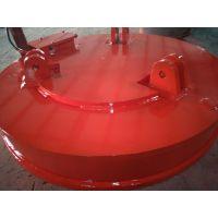 耐700度高温的吸盘鑫运机械厂家定做MW5炉口放料用吸盘品质保障