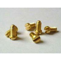 深圳铜非标件厂家_宏达定做非标纯铜螺丝、铜螺母、铜螺栓、铜螺柱