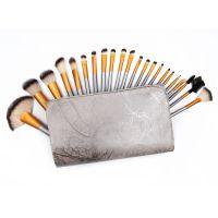 kainuoa/凯诺工厂批发大理石纹路包22支化妆刷套装美妆工具