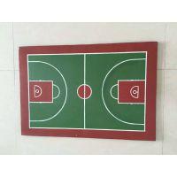 丙烯酸球场适用于各类室外场地 丙烯酸篮球架