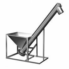 [都用]水泥粉用封闭式提升机 塑料颗粒提升机 不锈钢淀粉上料机