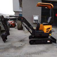 10型履带式小挖机 1吨小型挖掘机厂家批发