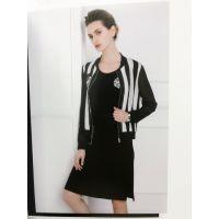 广州品牌折扣女装斯博尔特羊剪绒品牌折扣店加盟女装