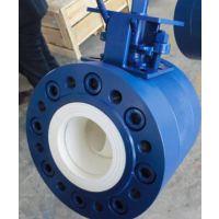 Q941TC-40C高压电动陶瓷球阀 耐磨陶瓷球阀