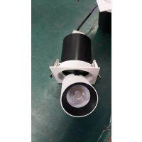 led双头射灯 荣耀俊腾厂家供应360度可调角度天花灯