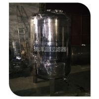 清泽蓝厂家直销 不锈钢水箱 防腐储罐 不锈钢无菌水箱5T/H