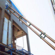 [都用]去污粉管链输送机 水平垂直管链输送机组合