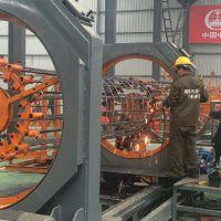 山东方特路桥YGT-2200数控钢筋笼滚焊机 全自动焊接钢筋笼成型机 全国发货质优价廉