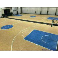 塑胶网球场工程 塑胶篮球场建设 奥丽奇运动地板厂家