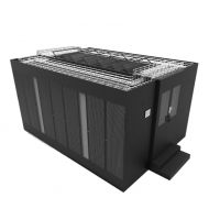 供应广东微模块数据中心_深圳雷迪司微模块数据中心双排10机柜单柜6KW功率80K UPS精密空调