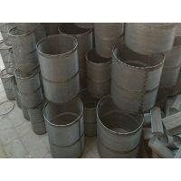 阀门过滤器滤网 安平乐图丝网制品厂 304不锈钢冲孔过滤筒