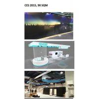 美国CES展会设计