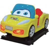 供应 奇趣飙车 新款摇摆机游戏 大成动漫科技