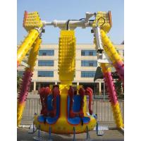 长春创艺低价供应豪华小摆锤儿童游乐设备广场游乐设施利润火爆人气高