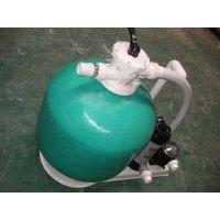 河南科力加工定做玻璃钢水处理设备价格 石英砂过滤器 浴池循环水高效过滤器