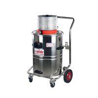 木工车间清理用吸尘器 车间吸地面木屑粉尘用威德尔气动工业吸尘器