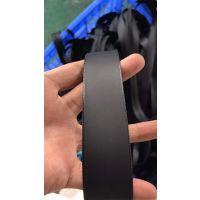 厂家直销5#TPU黑色防水拉链、韩版防水拉链