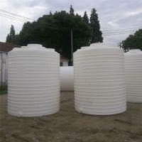 【厂家直供】15吨大型塑料储罐 15立方水处理净化设备配套塑料水塔