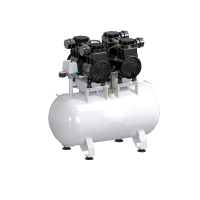 厂家生产无油静音空压机 纺织专用静音空压机 容积式压缩机 高压全无油 BD1102