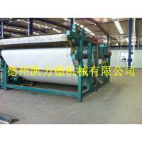 厂家直销 大型污泥印染造纸皮革脱水一体机 带式压滤机