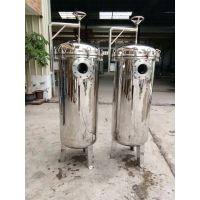 清又清供应不锈钢袋式过滤器专用水处理设备,可来样订制