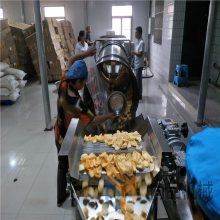 藕条藕合裹面浆机 隧道式变频调速油炸机实力供应商