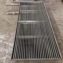 金裕 供应不锈钢平台格栅 平台钢格板