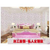 粉刷墙面用什么款式的美雁墙衣呢?要怎么选购墙衣呢?