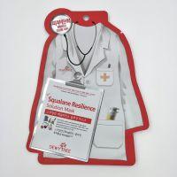 贴牌27g异形面膜铝箔袋 防氧化化妆品包装袋 规格定制面膜袋
