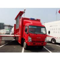 程力直销五十铃中型国五消防宣传车