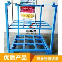 东莞锦川 非标钢材物流台车 定制L型可折叠物流台车 厂家直销