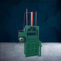 繁昌县立式废纸打包机 启航铁屑铝屑成型压块机 自动液压金属挤块机厂家