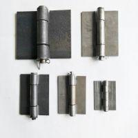 厂家直销 本色合页 电焊铰链 子母合页 规格齐全 可加工订做