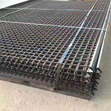 矿筛网单价 不锈钢轧花网 养殖轧花网规格