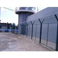 安平监狱护栏网 安全护栏网 刀片刺绳护栏网