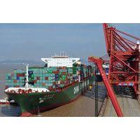 上海到佛山海运集装箱货代公司