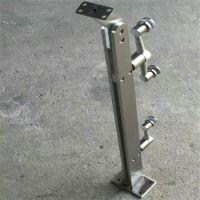 耀恒 专业生产不锈钢楼梯 建筑工程立柱 室内装修样板间楼梯立柱