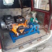 振德商用空心棒膨化机三轮车可带玉米膨化机 流动式车载膨化机