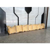 可靠安全 JJSL-DSQ6 速凝折叠式防汛挡水坝 *材质:棉麻纤维