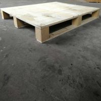 黄岛工业园厂家定制木墩卡板胶合板出口免熏蒸四面进叉