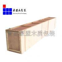 青岛开发区木包装箱厂尺寸定做胶合板材质免熏蒸木箱
