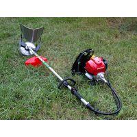 采购新款汽油动力背负式割草机锄地机